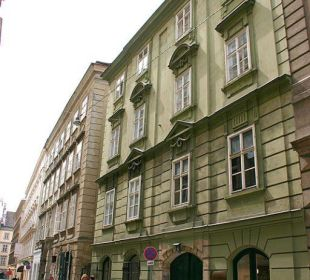Outside picture Ferienwohnungen Vienna City Flats