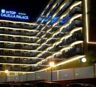 Fassade H·TOP Calella Palace