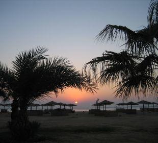 Sonnenaufgang Hotel Shams Safaga