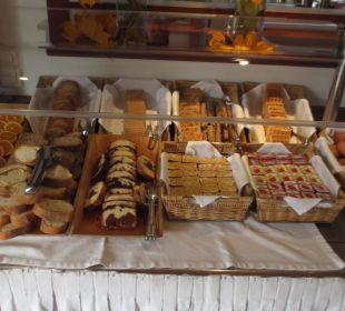 Frühstück Evdion Hotel