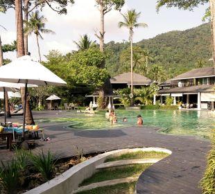 So muß ein Pool sein Hotel Mercure Koh Chang Hideaway