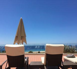 Neue Terrasse im Premiumbereich Hotel Barceló Jandia Club Premium