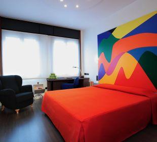 Standard room Hotel Mediolanum