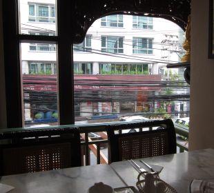 Ausblick Hotel Siam Heritage