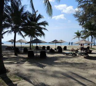 Liegen am Strand Hotel Banyan Tree Phuket