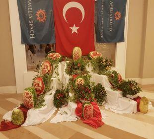 Türkischer Abend Hotel Seamelia Beach Resort