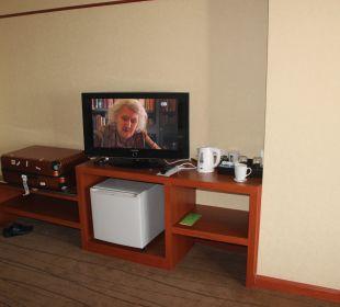 Flat-TV Hotel Holiday Inn Chiangmai