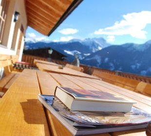 Seitenansicht vom Haus  Alpengasthof Enzianhof