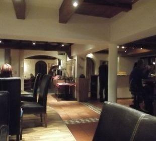 Hall et bar Hotel Edelweiß
