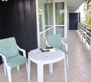 Balkon Hotel Golf