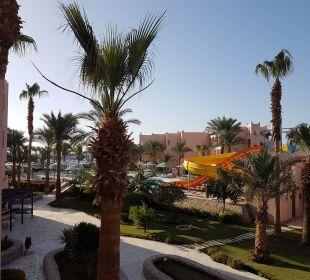 Morgens um 6 Hotel Le Pacha Beach Resort