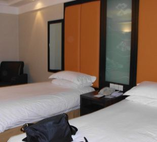 Twin Zimmer 2 Hotel Millennium Gloucester