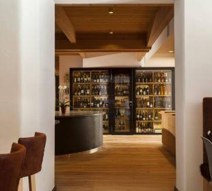 Weinschrank Beauty & Wellness Resort Hotel Garberhof