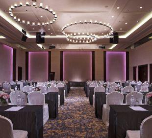 Empress meeting room Carlton Hotel Singapore
