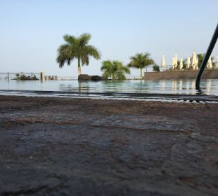 Pool Meerwasser Lopesan Villa del Conde Resort & Spa