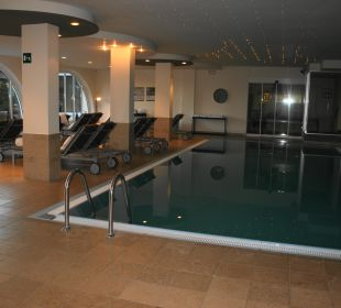 Pool MIRAMONTI Boutique Hotel