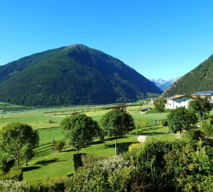 Kleiner Ausblick auf den Garten Beauty & Wellness Resort Hotel Garberhof