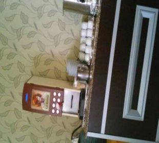 Kaffee-Automat  Kleopatra Melissa Hotel