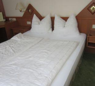 Doppelbett Hotel Ambiente (Hotelbetrieb eingestellt)