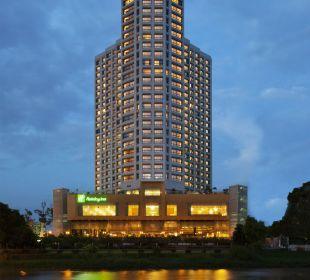 Exterior Hotel  Hotel Holiday Inn Chiangmai