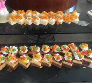 Desserts Hotel Side Sun