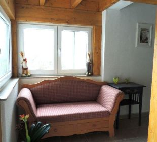 Hier kann man in Ruhe sitzen Faxe Schwarzwälder Hof Waldulm