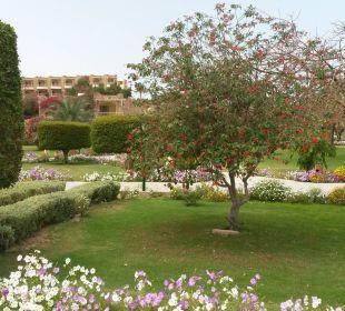 Gepflegte und sehr schöne Gartenanlage Brayka Bay Resort