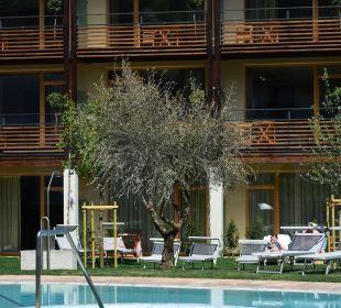 Gartenflügel Hotel Schwarzschmied
