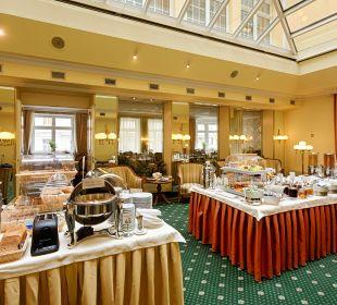Frühstück Hotel City Central