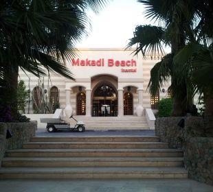 Lobby EIngang Hotel Iberotel Makadi Beach