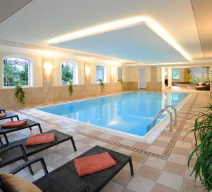 Hallenbad 10*5 Aktiv- & Wellnesshotel Zentral