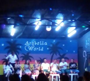 Animationsabende  Hotel Arabella World