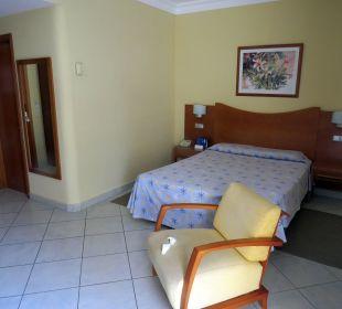 Ausreichend Platz IFA Catarina Hotel