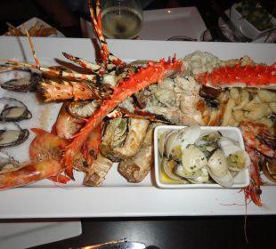 Морепродукты Hotel Sheraton Mirage Gold Coast