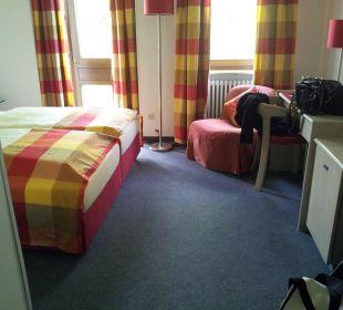 Von Zimmertür Hotel Garni Körschtal