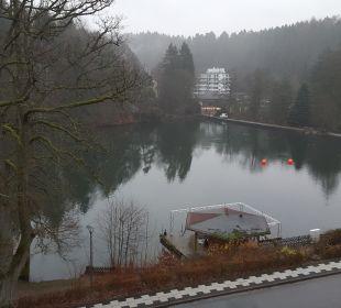 Ausblick See Romantischer Winkel SPA & Wellness Resort