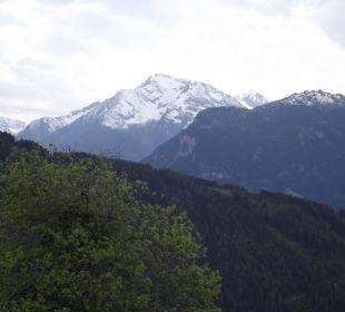 Blick vom Hotelzimmer Alpengasthof Enzianhof
