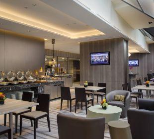 Executive Club Lounge Carlton Hotel Singapore