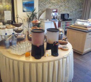 Frühstücksbuffet 1 Ringhotel Central