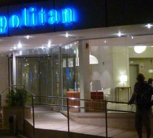 Entrée hotel Hotel Metropolitan