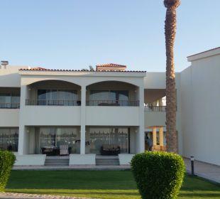 Unsere Terrasse Dana Beach Resort