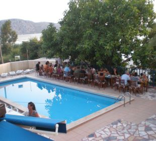 Pool Hotel Orkinos