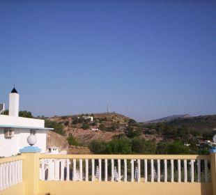 Terrasse vom Hotel Hotel Karavos