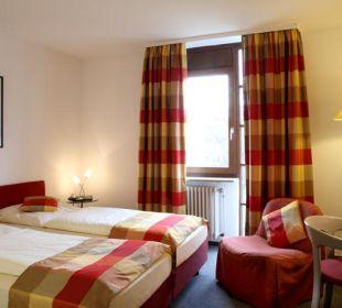 Komfort Zimmer Hotel Garni Körschtal