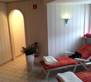 Ruheraum Sauna Moselromantik Hotel Thul
