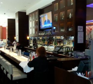 Hotelbar Crowne Plaza Hotel Times Square Manhattan