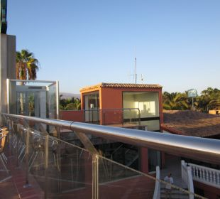 Dachterrasse Dunas Maspalomas Resort