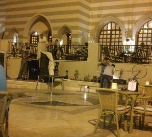 Место, где проходят концерты Hotel Iberotel Makadi Beach
