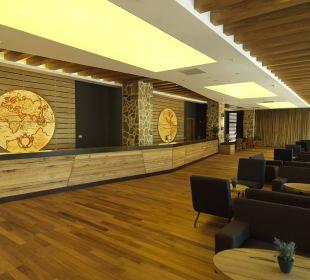 Reception PURAVIDA Resort Seno