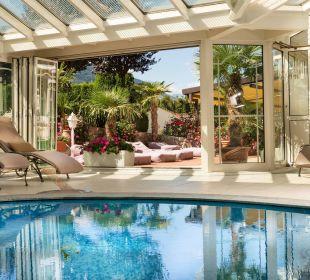 Indoor-Pool Dolce Vita Hotel Jagdhof Aktiv & Bike Resort